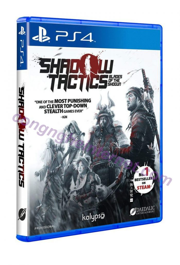 Download game Shadow Tactics Blades of the Shogun Full