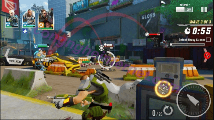 Download Hero Hunters APK 4.1 cho Android