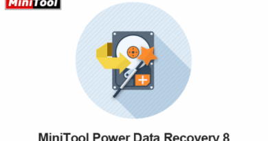 Download MiniTool Power Data Recovery v8.8