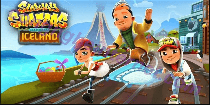 Download Subway Surfers MOD APK 2.4.1