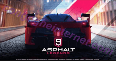 Download game Asphalt 9: Legends MOD APK