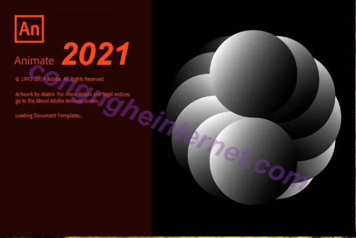 Download Adobe Animate CC 2021 Full