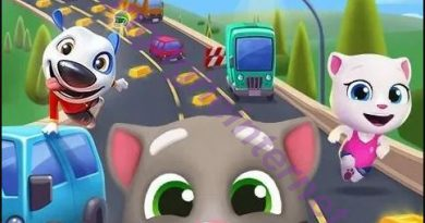 Download Talking Tom Gold Run MOD APK