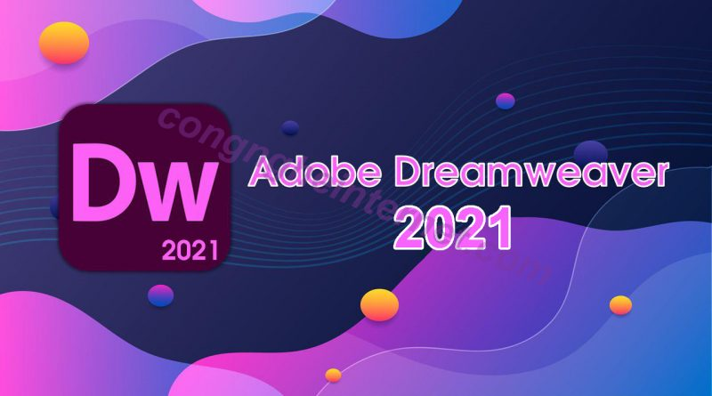 Download Adobe Dreamweaver CC 2021 Full