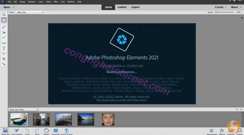 Download Adobe Photoshop Elements 2021 Full