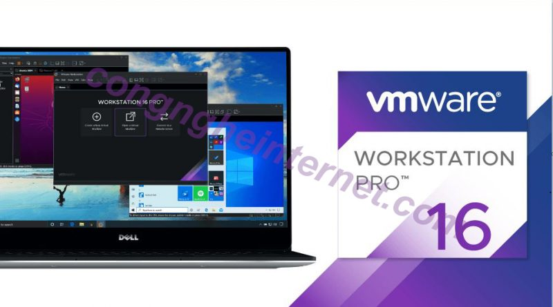 Download VMware Workstation Pro 16 Full