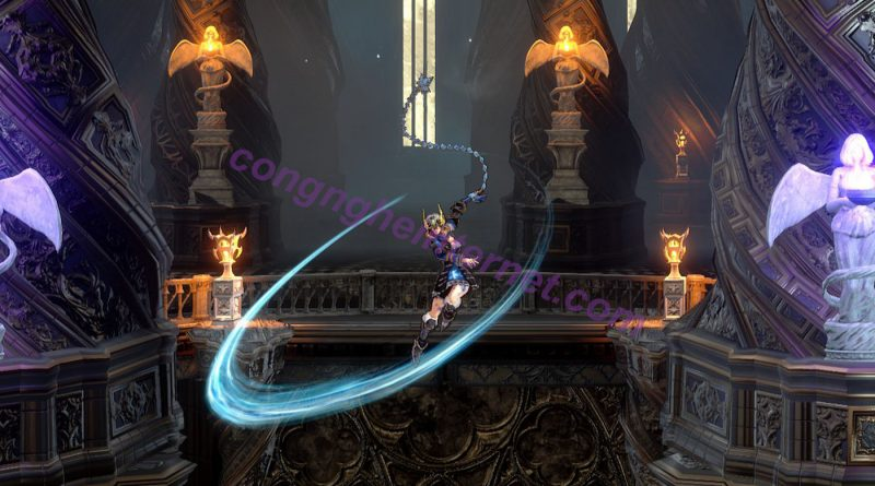 Download Game Bloodstained Việt Hoá