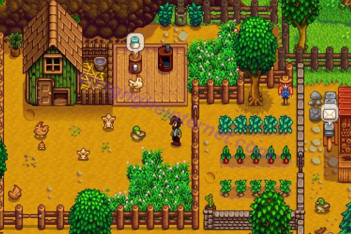 Download Tải Game Stardew Valley Việt Hoá