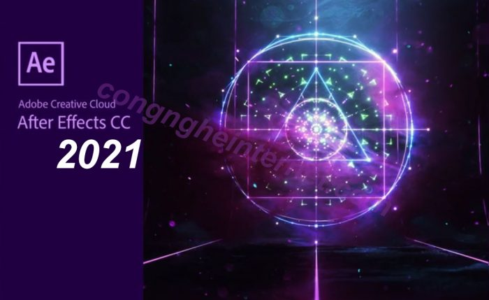 Download Adobe After Effects CC 2021