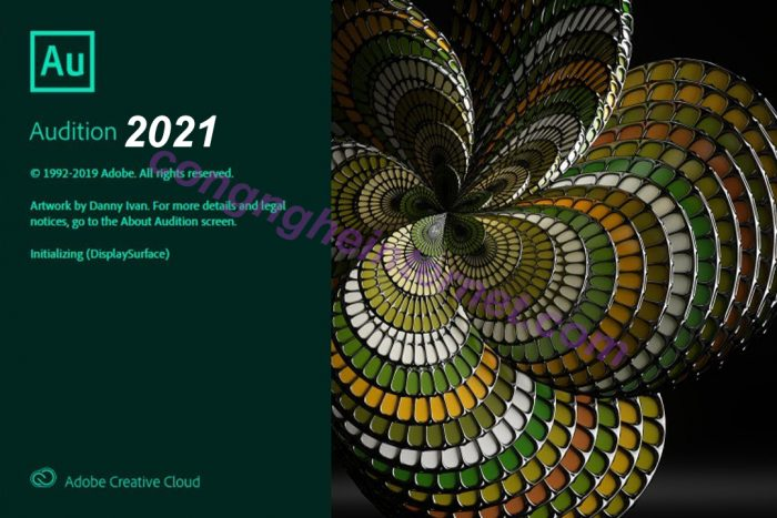 Download Adobe Audition 2021