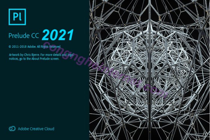 Download Adobe Prelude 2021
